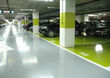 membrane parking