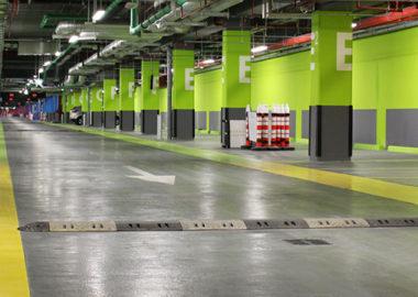membrane pour parking